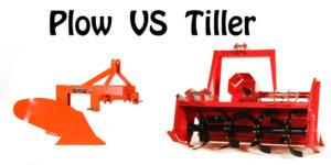 Plow Vs Tiller