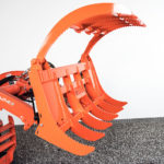 Wicked Root Grapple for Kubota BX